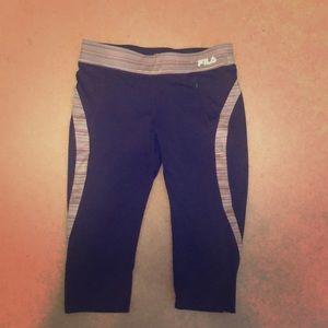 Fila running pants